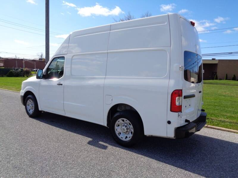 2013 Nissan NV Cargo 2500 HD S 3dr Cargo Van w/High Roof (V6) - Palmyra NJ