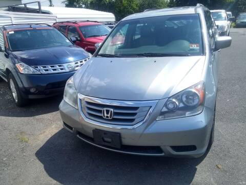2009 Honda Odyssey for sale at Wilson Investments LLC in Ewing NJ