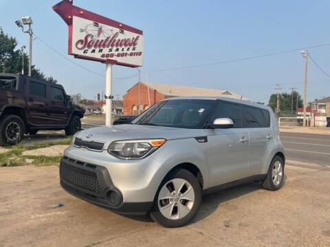 2014 Kia Soul for sale at Southwest Car Sales in Oklahoma City OK