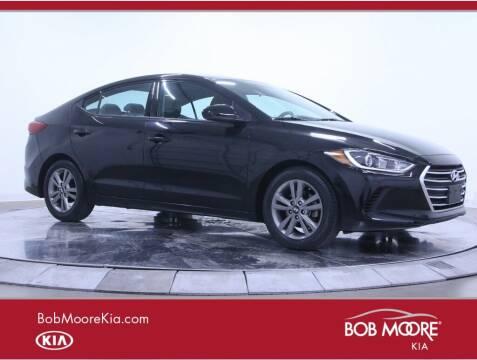 2017 Hyundai Elantra for sale at Bob Moore Kia in Oklahoma City OK