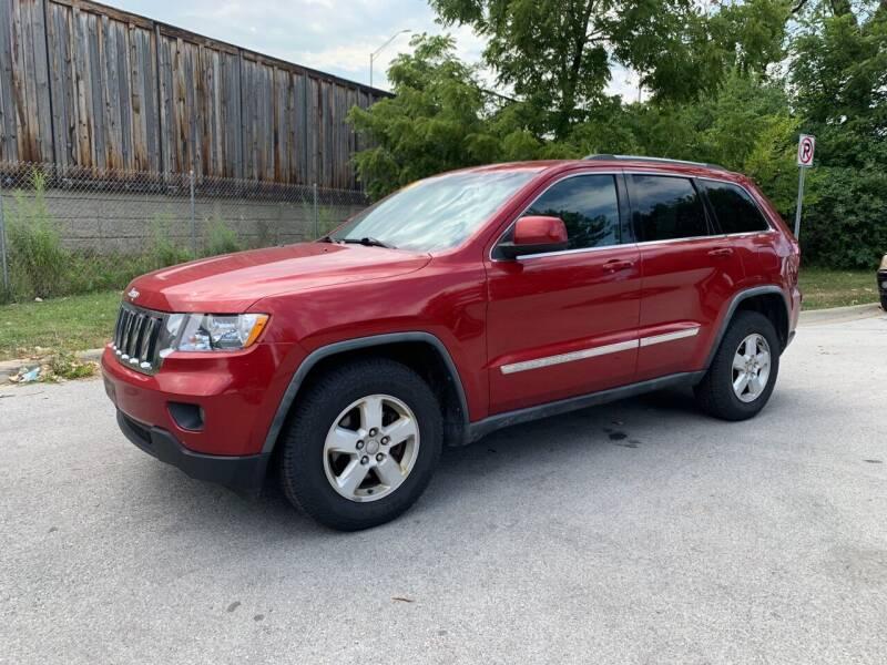 2011 Jeep Grand Cherokee for sale at Posen Motors in Posen IL