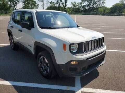 2015 Jeep Renegade for sale at CON ALVARO ¡TODOS CALIFICAN!™ in Columbia TN