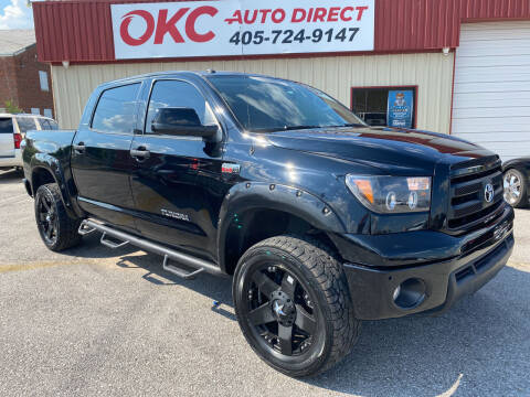 2013 Toyota Tundra for sale at OKC Auto Direct, LLC in Oklahoma City OK