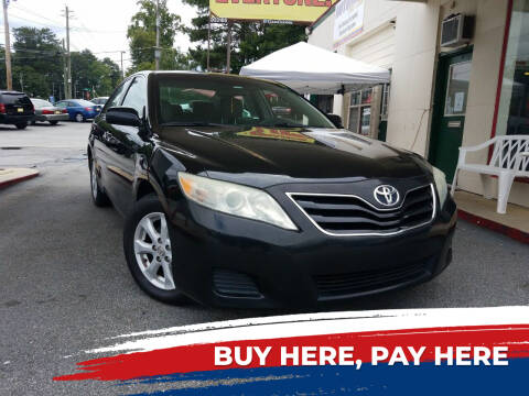 2010 Toyota Camry for sale at Automan Auto Sales, LLC in Norcross GA