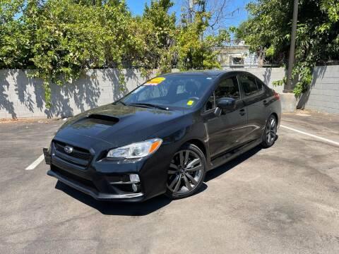 2017 Subaru WRX for sale at Autodealz of Fresno in Fresno CA