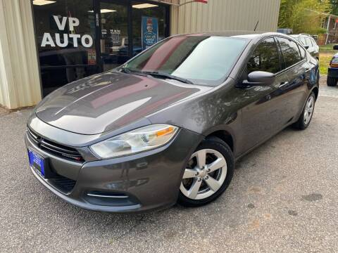 2015 Dodge Dart for sale at VP Auto in Greenville SC