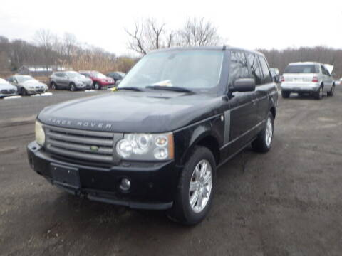 2006 Land Rover Range Rover for sale at GLOBAL MOTOR GROUP in Newark NJ