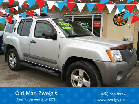 2008 Nissan Xterra for sale at Old Man Zweig's in Plymouth Township PA