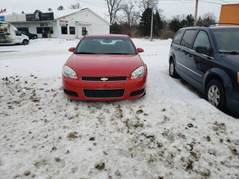 2013 Chevrolet Impala for sale at Fansy Cars in Mount Morris MI