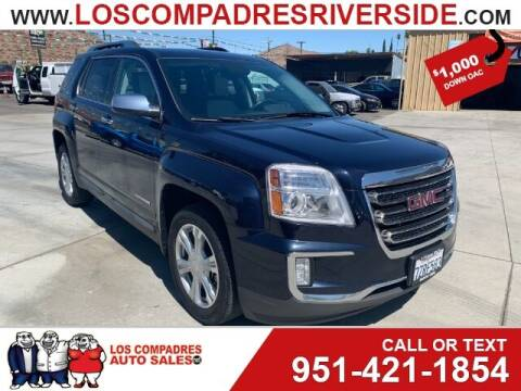 2017 GMC Terrain for sale at Los Compadres Auto Sales in Riverside CA