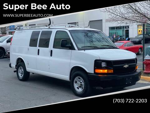 2009 Chevrolet Express Cargo for sale at Super Bee Auto in Chantilly VA