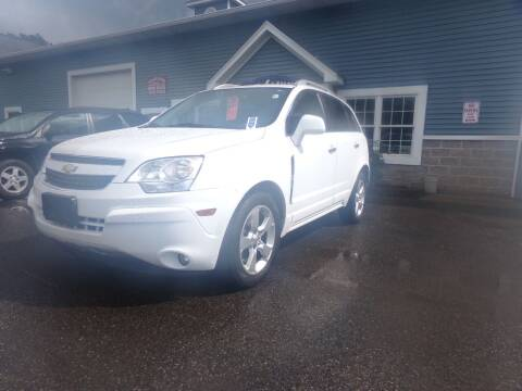 2014 Chevrolet Captiva Sport for sale at Pool Auto Sales Inc in Spencerport NY