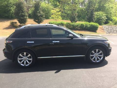 2008 Infiniti FX35 for sale at Ron's Auto Sales (DBA Paul's Trading Station) in Mount Juliet TN