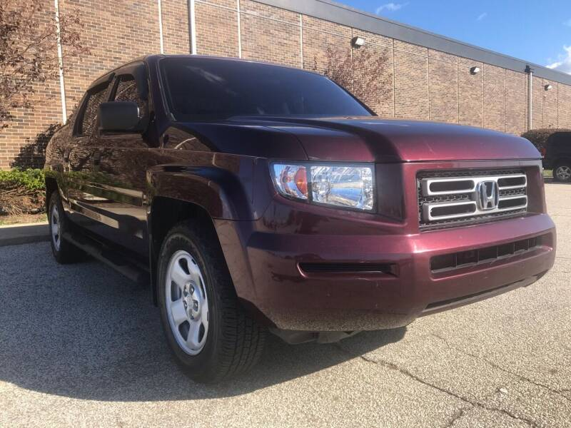 2008 Honda Ridgeline for sale at Classic Motor Group in Cleveland OH