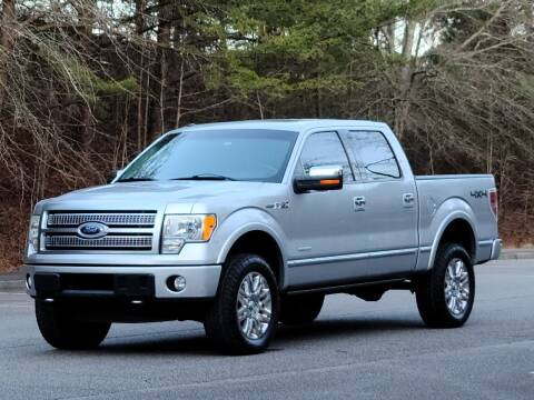 2011 Ford F-150 for sale at United Auto Gallery in Suwanee GA