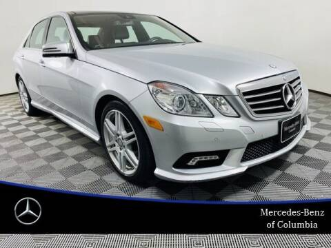 2011 Mercedes-Benz E-Class for sale at Preowned of Columbia in Columbia MO