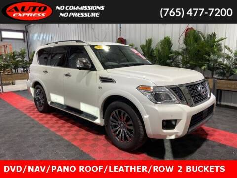 2020 Nissan Armada for sale at Auto Express in Lafayette IN