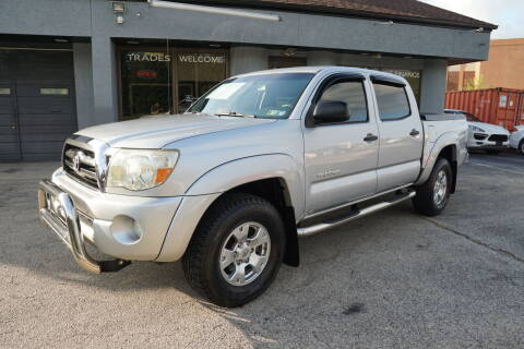 2008 Toyota Tacoma for sale at PA Motorcars in Conshohocken PA