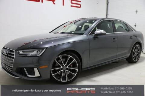 2019 Audi S4 for sale at Fishers Imports in Fishers IN