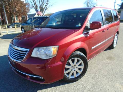 2014 Chrysler Town and Country for sale at Total Eclipse Auto Sales & Service in Red Bud IL