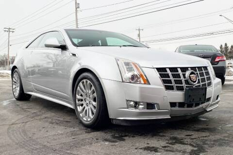 2012 Cadillac CTS for sale at Knighton's Auto Services INC in Albany NY