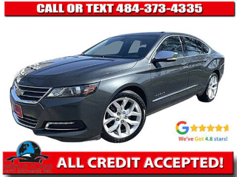 2019 Chevrolet Impala for sale at World Class Auto Exchange in Lansdowne PA