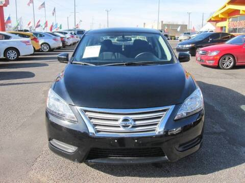 2014 Nissan Sentra for sale at T & D Motor Company in Bethany OK