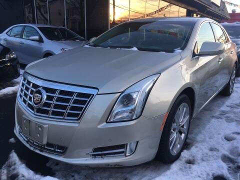 2013 Cadillac XTS for sale at MELILLO MOTORS INC in North Haven CT