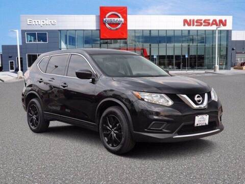 2016 Nissan Rogue for sale at EMPIRE LAKEWOOD NISSAN in Lakewood CO
