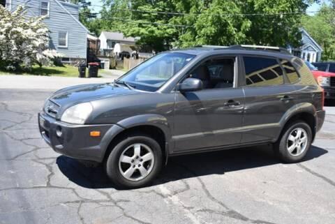 2008 Hyundai Tucson for sale at Absolute Auto Sales, Inc in Brockton MA