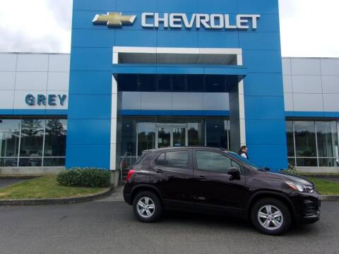 2021 Chevrolet Trax for sale at Grey Chevrolet, Inc. in Port Orchard WA