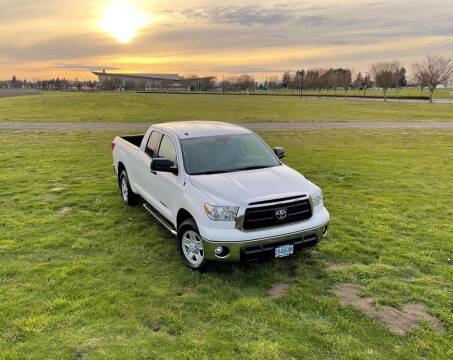 2012 Toyota Tundra for sale at Accolade Auto in Hillsboro OR