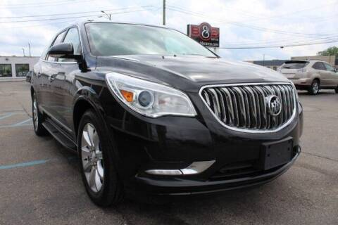2013 Buick Enclave for sale at B & B Car Co Inc. in Clinton Twp MI