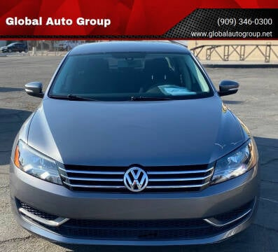 2014 Volkswagen Passat for sale at Global Auto Group in Fontana CA