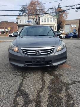 2012 Honda Accord for sale at Innovative Auto Group in Hasbrouck Heights NJ