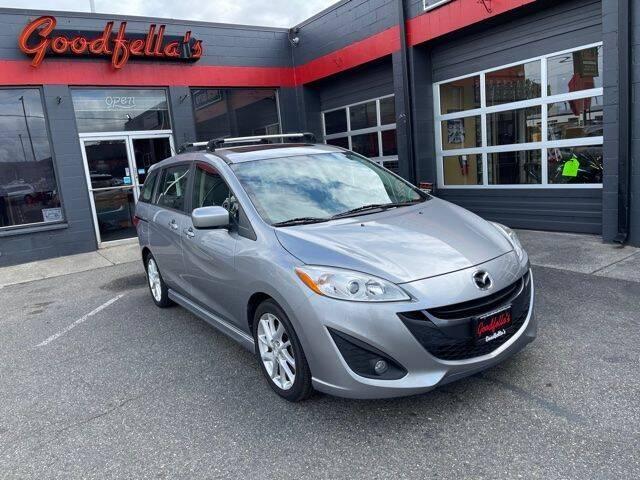 2012 Mazda MAZDA5 for sale in Tacoma, WA