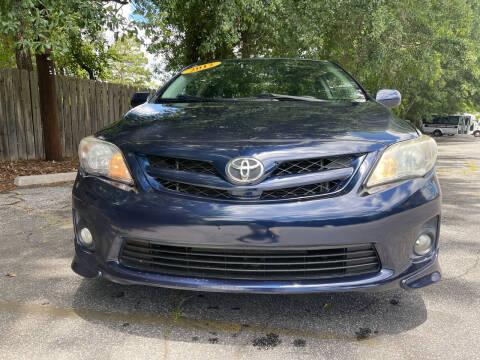 2012 Toyota Corolla for sale at Peach Auto Sales in Smyrna GA