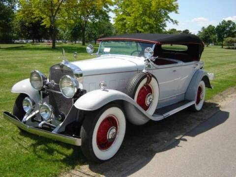 1931 Cadillac Fleetwood for sale at Haggle Me Classics in Hobart IN