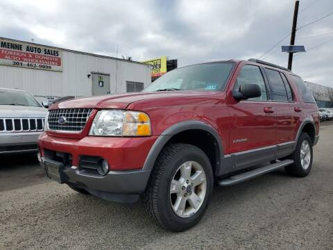 2005 Ford Explorer for sale at MENNE AUTO SALES in Hasbrouck Heights NJ