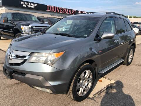 2008 Acura MDX for sale at DriveSmart Auto Sales in West Chester OH