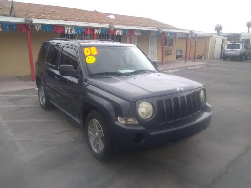 2008 Jeep Patriot for sale at Car Spot in Las Vegas NV