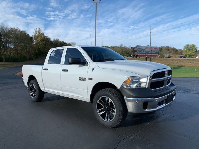 2017 RAM Ram Pickup 1500 for sale at FAIRWAY AUTO SALES in Washington MO