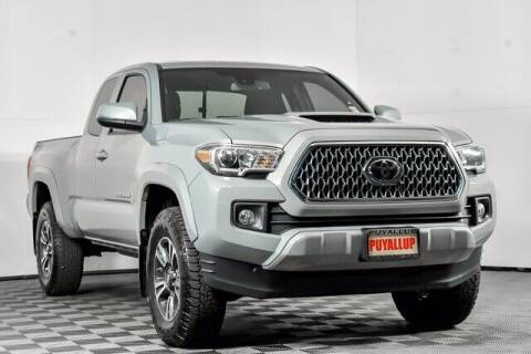 2018 Toyota Tacoma for sale at Washington Auto Credit in Puyallup WA