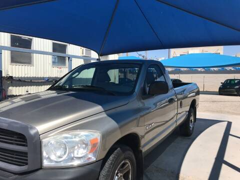 2008 Dodge Ram Pickup 1500 for sale at Autos Montes in Socorro TX