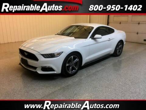 2015 Ford Mustang for sale at Ken's Auto in Strasburg ND