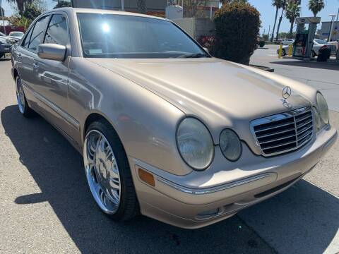 2001 Mercedes-Benz E-Class for sale at North County Auto in Oceanside CA