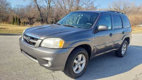 2006 Mazda Tribute for sale at Nationwide Auto in Merriam KS