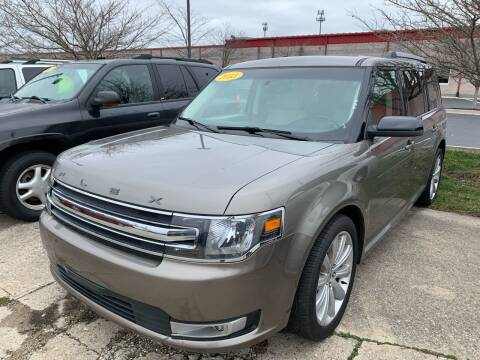 2013 Ford Flex for sale at Cars To Go in Lafayette IN