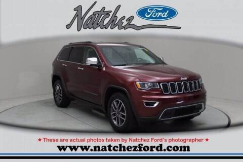 2019 Jeep Grand Cherokee for sale at Auto Group South - Natchez Ford Lincoln in Natchez MS