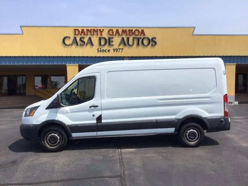 2015 Ford Transit Cargo for sale at CASA DE AUTOS, INC in Las Cruces NM